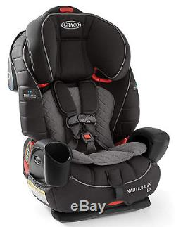 Graco Baby Nautilus 65 LX 3-in-1 Harness Booster Car Seat Child Safety Ion NEW