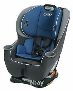 Graco Baby Sequence 65 Convertible Child Safety Car Seat Malibu NEW