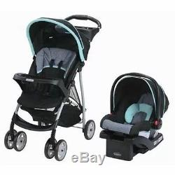 Graco Baby Stroller Travel System Car Seat Crib Playard Combo Set New Boxed
