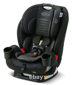Graco Baby TriRide 3-in-1 Child Safety Harness Booster Car Seat Clybourne NEW