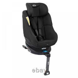 Graco Turn2Me ISOFIX Group 0+/1 Spin Car Seat Black 360° Rotating