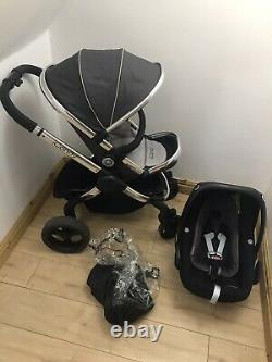 ICandy Peach 2 In 1 Pushchair/Travel System n Truffle With Pebble Plus Car Seat