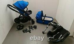 ICandy Peach 3 Pram Pushchair 3 in 1 Travel System With Car Seat + Isofix Base++