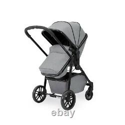 Ickle Bubba Moon 3-in-1 Foldable Travel System with Astral Car Seat