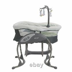 Infant Baby Stroller Travel System Car Seat Swing Playard High Chair Combo