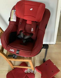 Joie 360 Spin Car Seat Red