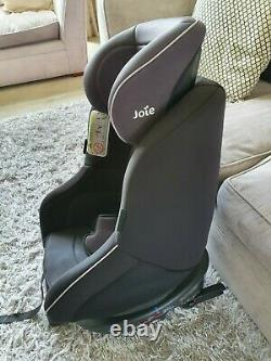 Joie 360 spin car seat with isofix