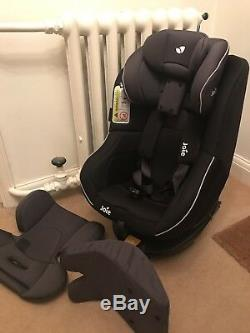 Joie Spin 360 Group 0-1 Car Seat Red with ISOFIX Car Seat Base