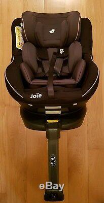 Joie Spin 360 Group 0+/1 Car Seat-Two Tone Black In Excellent Condition