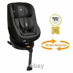 Joie Spin 360 Group 0+/1 Isofix Car Seat Ember New