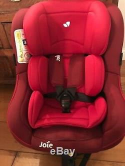 Joie spin 360 group 0/1 isofix car seat