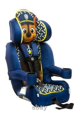 Kids Embrace Group 123 Paw Patrol Chase Infant Child Car Seat High Back Booster