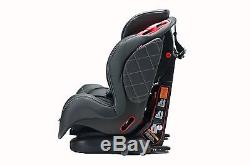 Leather Baby Car Seat With Isofix Base 9 36 Kg 1 12 Group 2 3