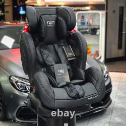 Leather ISOFIX kids car seat for Baby 9 MONTHS upto 12 YEARS (BMW) Next