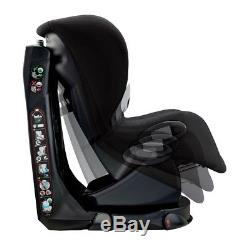 Maxi Cosi Axiss Baby Toddler Swivel Car Seat in Black Raven