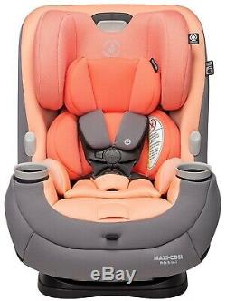 Maxi-Cosi Pria 3-in-1 Convertible Car Seat Child Safety Peach Amber NEW
