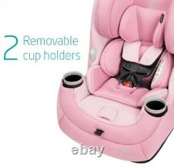 Maxi-Cosi Pria 3-in-1 Convertible Car Seat Child Safety Rose Pink Sweater New