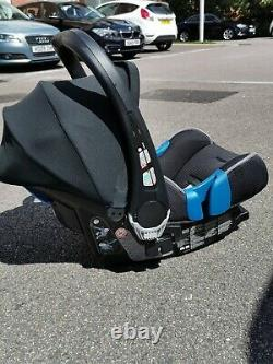 Mercedes Baby Car Seat With Transponder For Front Airbag Auto Switch Off