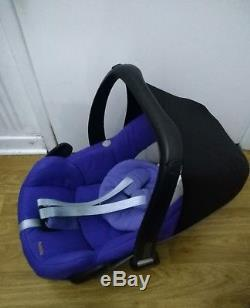 Mountain Buggy Duet With Carrycot, Car Seat, Lots Of Accessories