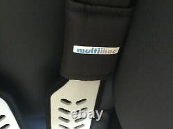 Multimac 1200 4 Seat Car Seat. This is a used item