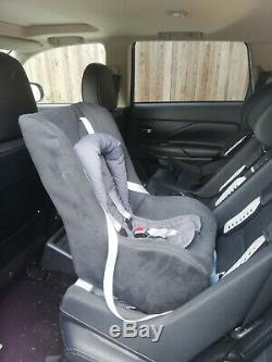 Multimac Superclub Junior 3-Seater Car Seat with Minimac Baby Seat, 2 headrests