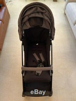 NEW Joie Tourist Stroller Pushchair w Car Seat Adapters Travel Bag RRP 190 02 yk