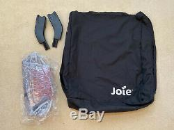 NEW Joie Tourist Stroller / Pushchair w. Car Seat Adapters & Travel Bag RRP £190
