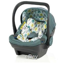 New Cosatto Wow pram & pushchair Fjord with free dock isize car seat & raincover