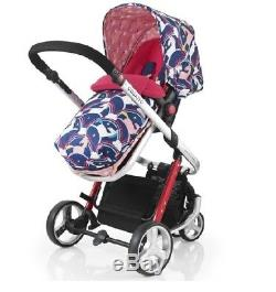New Cosatto giggle 2 3 in 1 travel system Magic unicorns car seat bag & footmuff