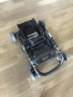 Nuna Pipa Prune Infant Car Seat And Travel System Stroller
