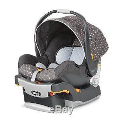 OpenBox Chicco Keyfit 30 Infant Car Seat and Base, Lilla