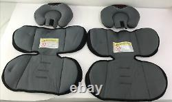 Pair (two) Folding Diono Pacifica Convertible Car Seat/Booster Front/Rear Facing