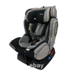 Parker Grey Baby Child Car Seat Group 0/1/2/3 Ages 0-12 Booster Seat