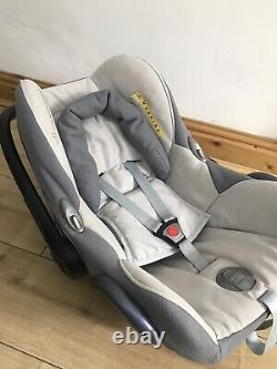 Quinny Buzz Extra Pushchair/ Travel System/ Pram With Car seat