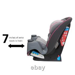 Safety 1st Grow and Go Sprint 3-in-1 Convertible Car Seat, Camellia PINK
