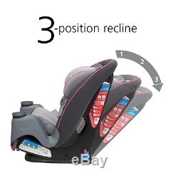 Safety 1st Grow and Go Sprint 3-in-1 Convertible Rear Forward-Facing Car Seat