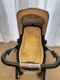 Silver Cross Pioneer Travel System/ Pram/ Carry Cot/ Car Seat & Accesories