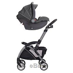 Travel System Stroller Infant Baby Lightweight Car Seat Carrier Carriage Buggy