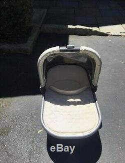 UPPAbaby Vista Stroller with Bassinet, rain guard, mosquito net, car seat +