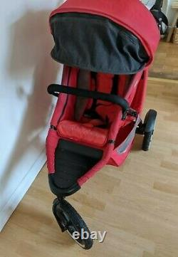Used Phil & Ted's Dash V2 Double Stroller, incl. Bottom seat & car seat adapter